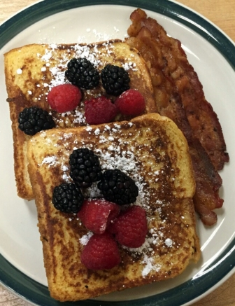 Bailey's French Toast