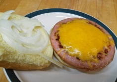 Pork Roll Sandwich